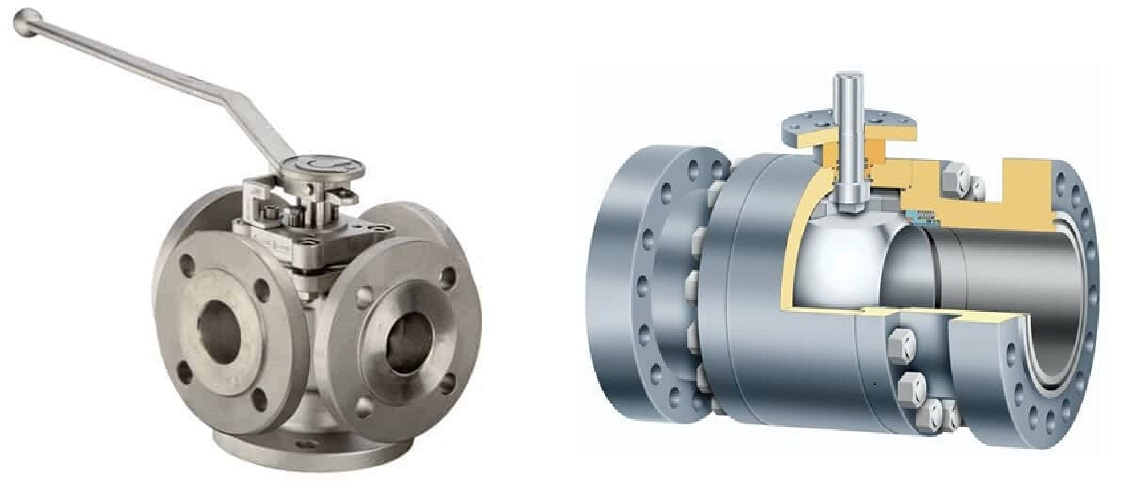 4-Way Plug Valve vs. Split-Body Ball Valve