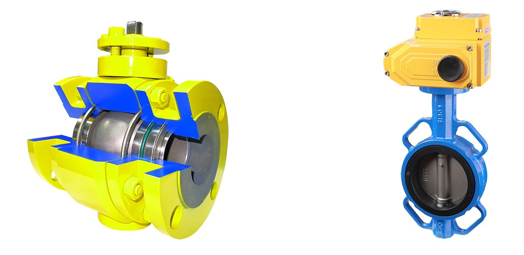 SIO Ball Valve vs. Butterfly Valve