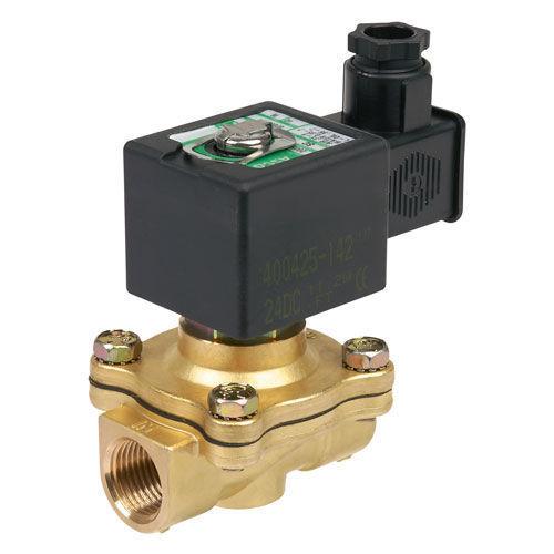 2-way solenoid valve