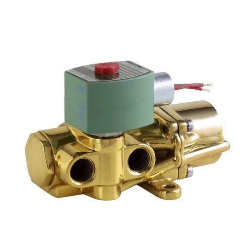 4-way solenoid valves