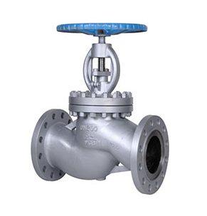 Z-type globe valve
