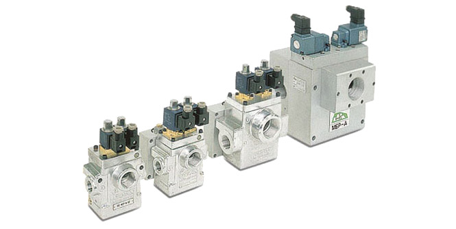 Solenoid valves press safety