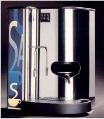 Coffee-in-Cartridge Dispensers