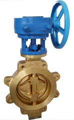 Nickel Aluminum Bronze Butterfly Valve