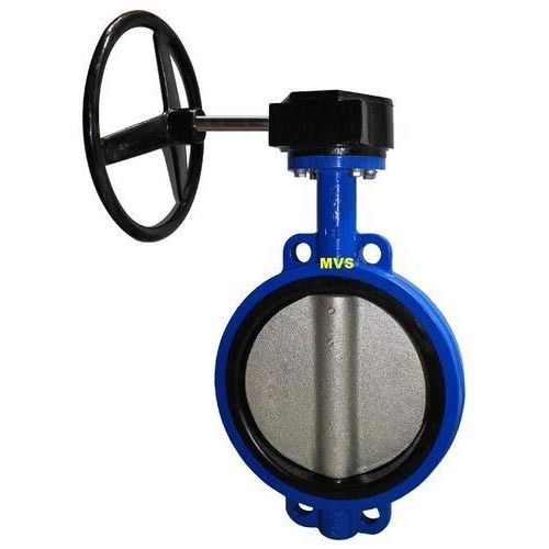 Rubber Lined Butterfly Valve