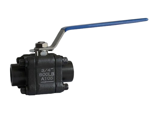 High-pressure-ball-valve-forged-Steel