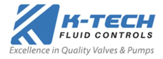 K-tech valves