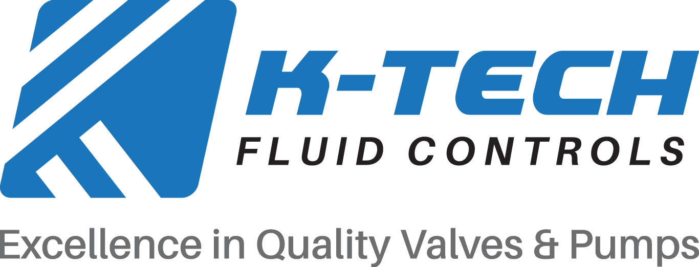 K-Tech Fluid Controls logo